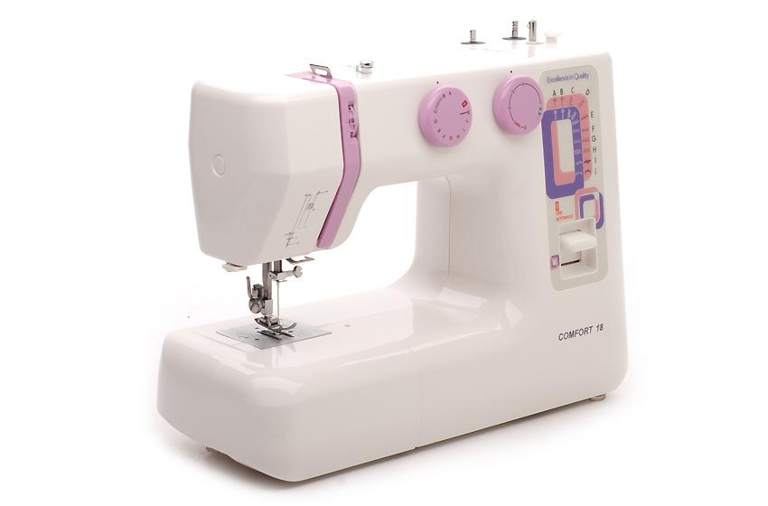 комфорт 18 швейная машинка инструкция