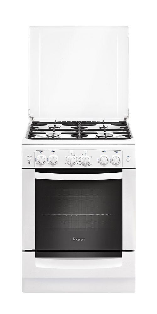 Плита GEFEST 6100-02, белый