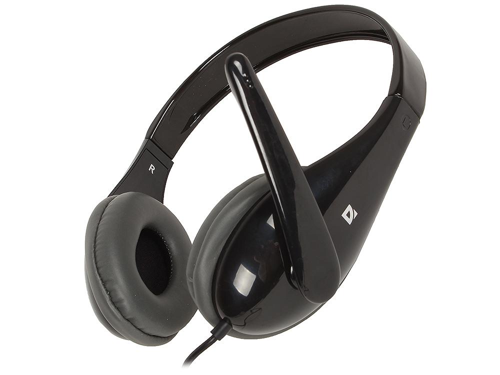 Наушники для ПК Defender Aura 111, черный