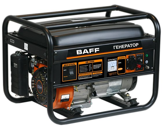 Генератор BAFF GB 2500