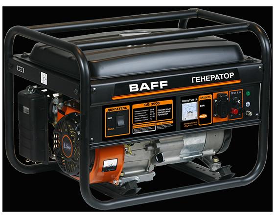 Генератор BAFF GB 3500