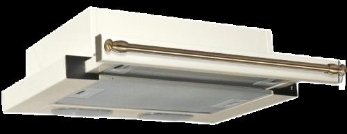 Встраиваемая вытяжка ELIKOR Интегра 60П-400-В2Л, молоко