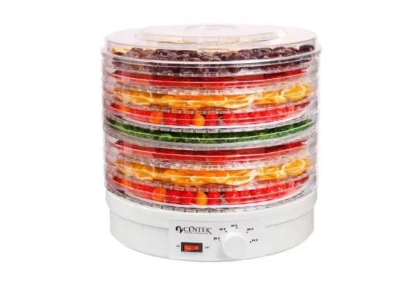 Сушилка для овощей и фруктов CENTEK CT-1656