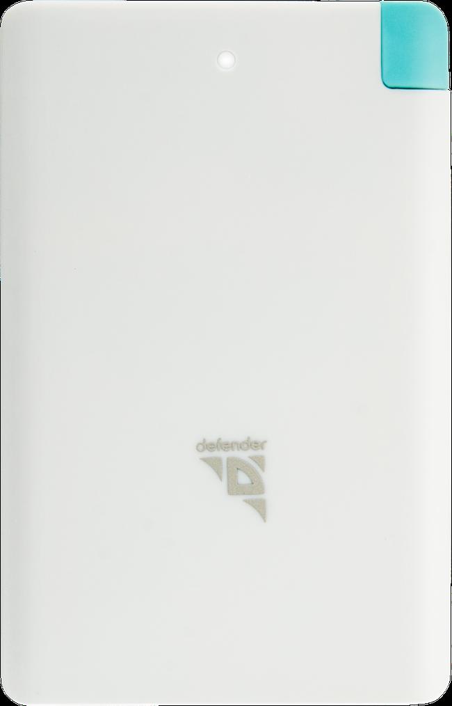 Внешний аккумулятор Defender Vacation 01 2500mAh