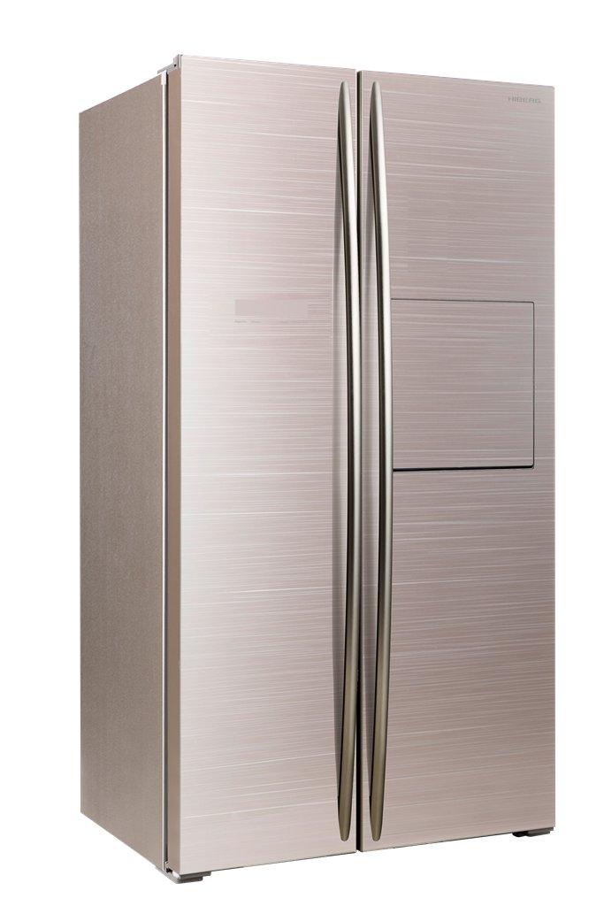 Холодильник HIBERG RFS-580D NFGY