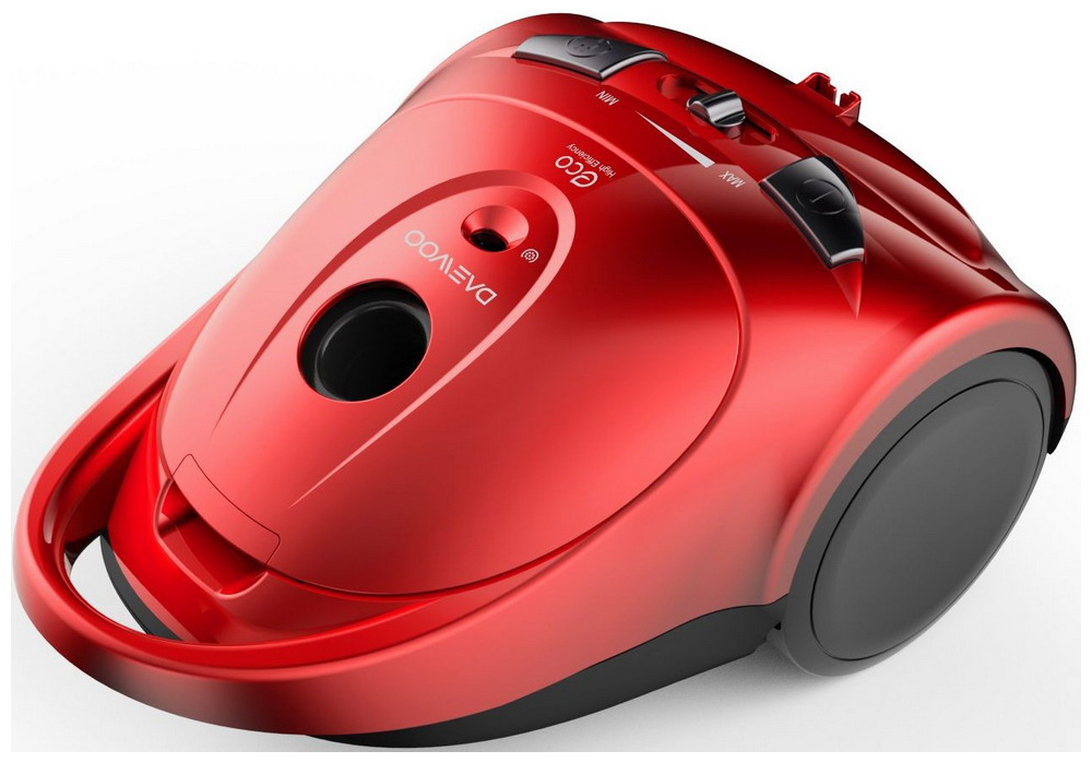 Пылесос Daewoo RGJ-110R, красный
