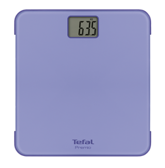 Весы напольные Tefal PP1221V0 фиолетовый
