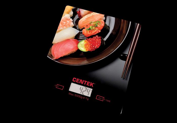 Кухонные весы CENTEK CT-2462, суши