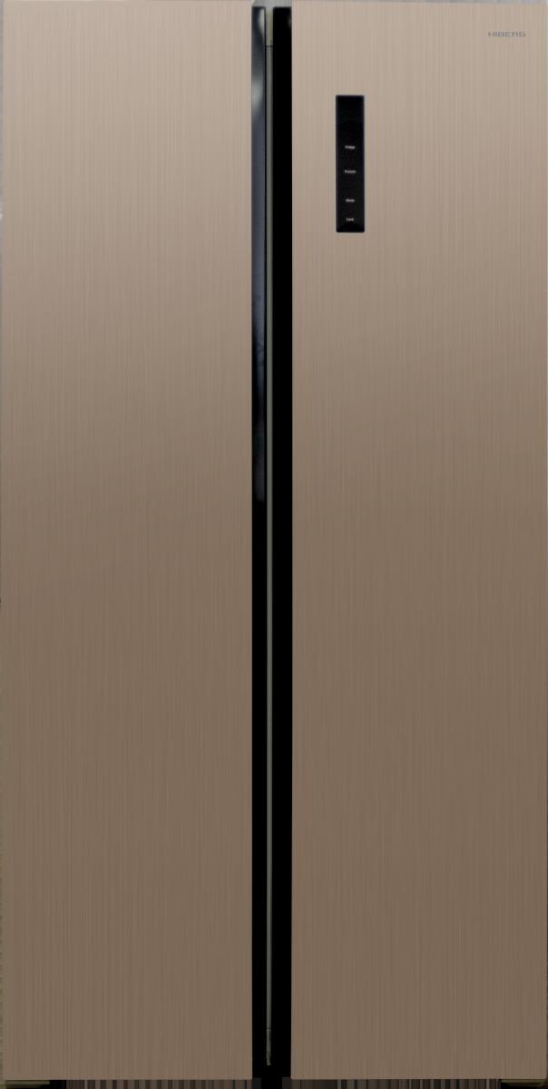 Холодильник HIBERG RFS-480D NFH