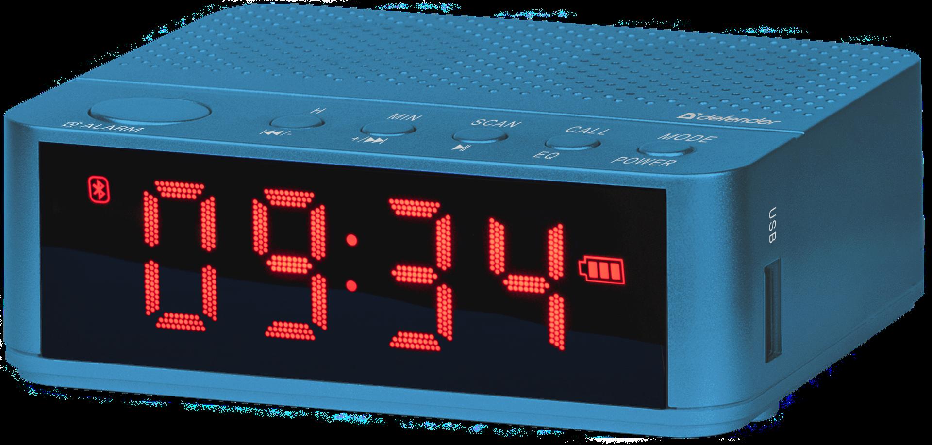 Портативная акустика Defender Enjoy M800 синий